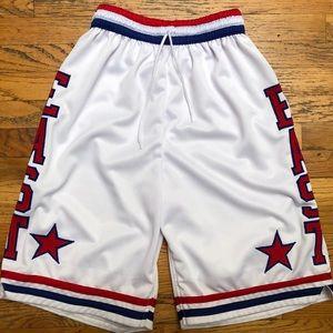 2003 East All Star nba shorts jordan